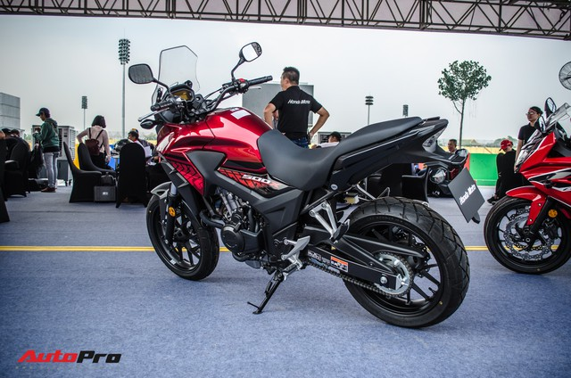 Soi kỹ CB500X - Phép thử Adventure của Honda tại Việt Nam - Ảnh 1.