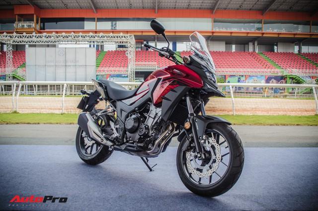 Soi kỹ CB500X - Phép thử Adventure của Honda tại Việt Nam - Ảnh 3.