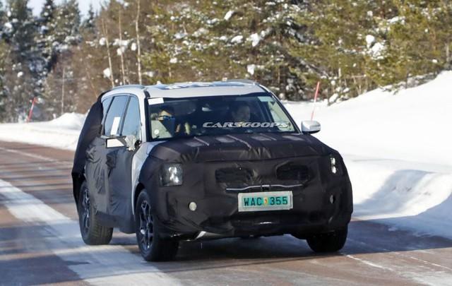 Những điều cần biết về Kia Telluride - SUV 7 sắp ra mắt, cạnh tranh Ford Explorer - Ảnh 1.