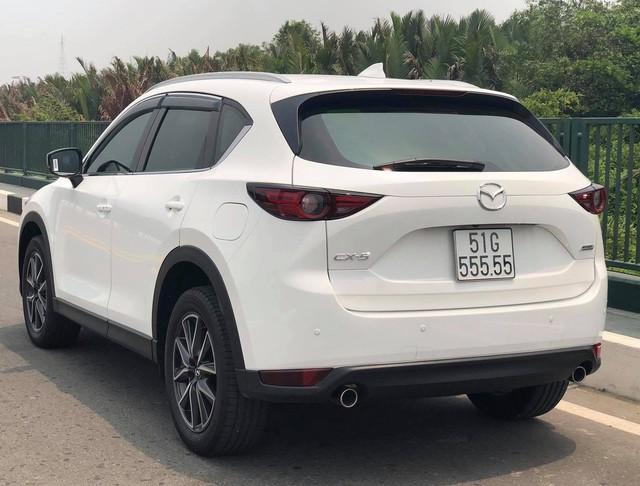 Mazda CX-5 biển ngũ quý 5 đổi hộ khẩu Vũng Tàu, về tay người sở hữu xe máy 2 số ngũ quý - Ảnh 6.