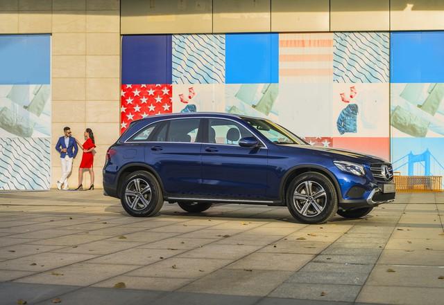 Ra mắt GLC 200 - Bản rẻ nhất trong dòng SUV bán chạy nhất của Mercedes-Benz Việt Nam - Ảnh 5.