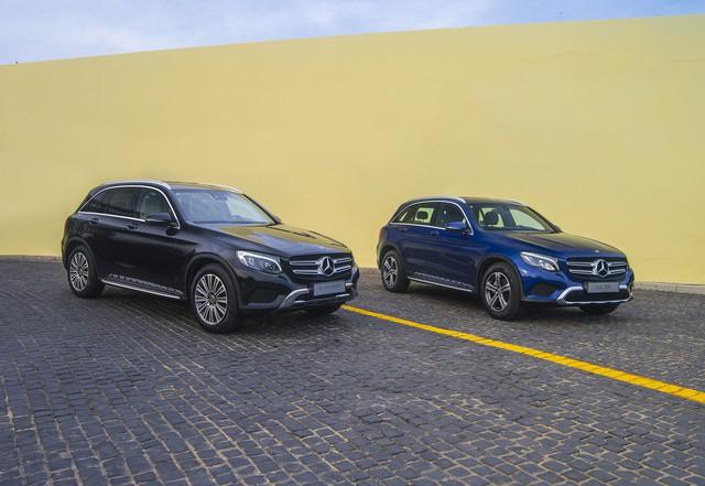 Ra mắt GLC 200 - Bản rẻ nhất trong dòng SUV bán chạy nhất của Mercedes-Benz Việt Nam - Ảnh 1.