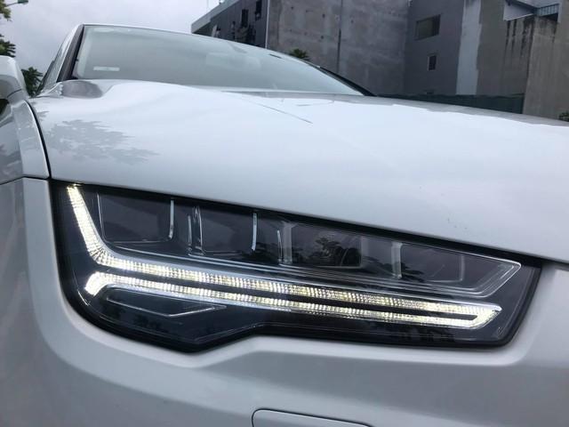 Audi A7 Sportback 2015 lăn bánh 15.300km bán lại giá ngang A5 Sportback mới - Ảnh 16.