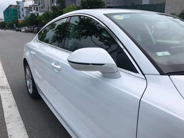 Audi A7 Sportback 2015 lăn bánh 15.300km bán lại giá ngang A5 Sportback mới - Ảnh 14.