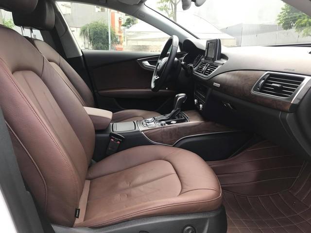 Audi A7 Sportback 2015 lăn bánh 15.300km bán lại giá ngang A5 Sportback mới - Ảnh 7.