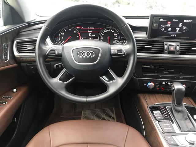 Audi A7 Sportback 2015 lăn bánh 15.300km bán lại giá ngang A5 Sportback mới - Ảnh 10.