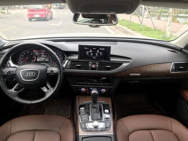 Audi A7 Sportback 2015 lăn bánh 15.300km bán lại giá ngang A5 Sportback mới - Ảnh 6.