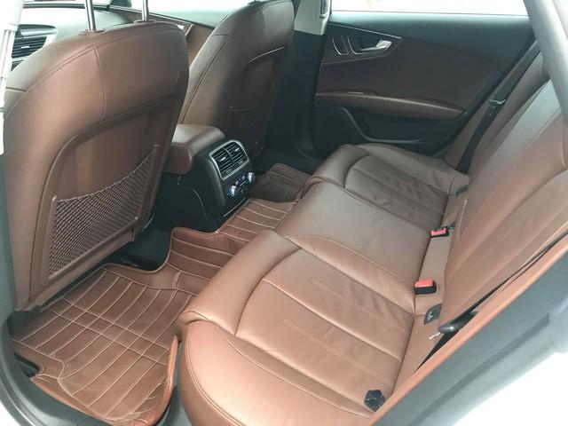 Audi A7 Sportback 2015 lăn bánh 15.300km bán lại giá ngang A5 Sportback mới - Ảnh 8.