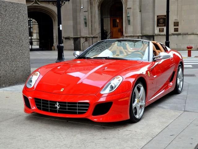 15 siêu xe qua sử dụng có giá đắt nhất tại thị trường Mỹ - Ảnh 6.