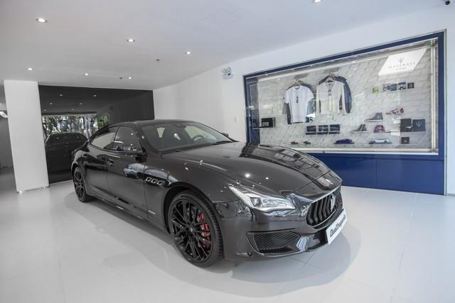 Đại gia Việt mua hàng hiếm chỉ sản xuất 50 chiếc của Maserati - Ảnh 1.