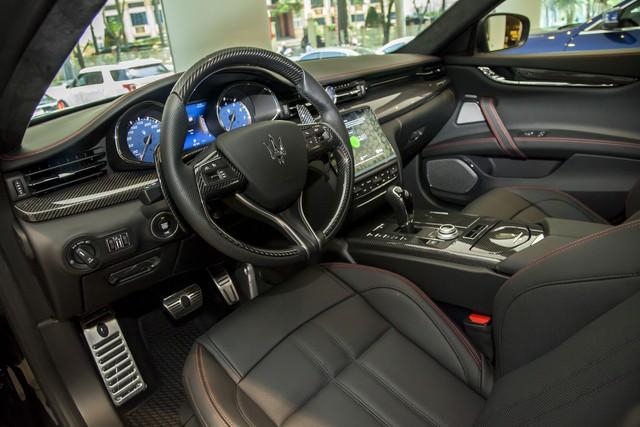 Đại gia Việt mua hàng hiếm chỉ sản xuất 50 chiếc của Maserati - Ảnh 4.