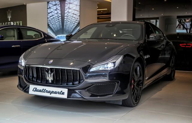 Đại gia Việt mua hàng hiếm chỉ sản xuất 50 chiếc của Maserati - Ảnh 2.