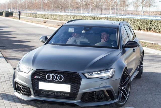 Ramos có bộ sưu tập xe sang 60 tỷ, nhưng chiếc xe cổ này mới là con cưng - Ảnh 9.