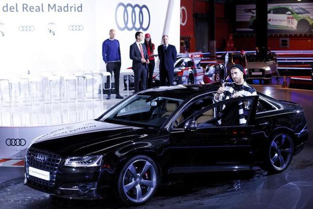 Ramos có bộ sưu tập xe sang 60 tỷ, nhưng chiếc xe cổ này mới là con cưng - Ảnh 10.