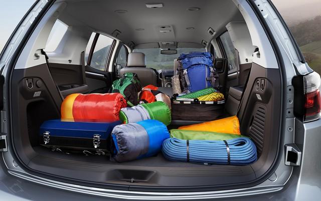 10 ưu điểm của SUV mà sedan và hatchback phải chào thua - Ảnh 2.