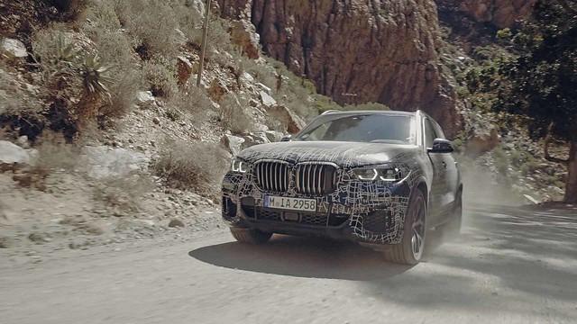BMW hé lộ X5 2019, hứa hẹn cải thiện khả năng off-road - Ảnh 5.