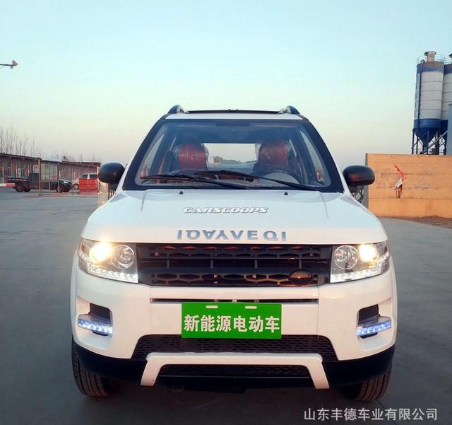 Tới lượt Mercedes-Benz GLE và Range Rover Evoque bị nhái siêu rẻ tại Trung Quốc - Ảnh 1.
