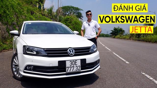 Đánh giá Volkswagen Jetta: Chất Đức đeo bảng giá Toyota Altis