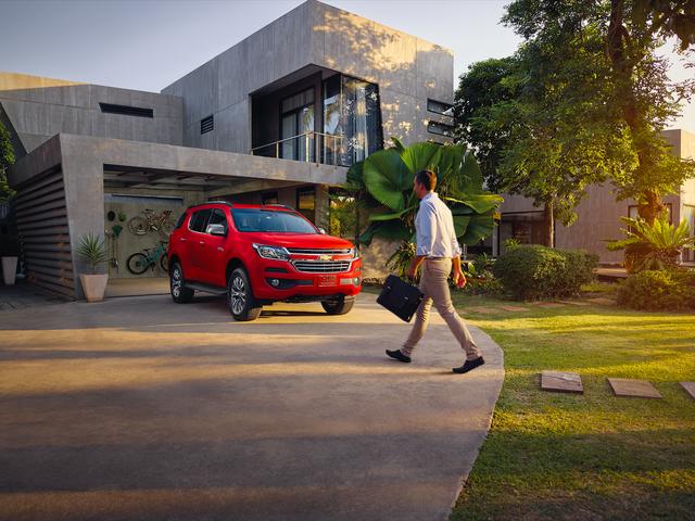 10 ưu điểm của SUV mà sedan và hatchback phải chào thua - Ảnh 10.