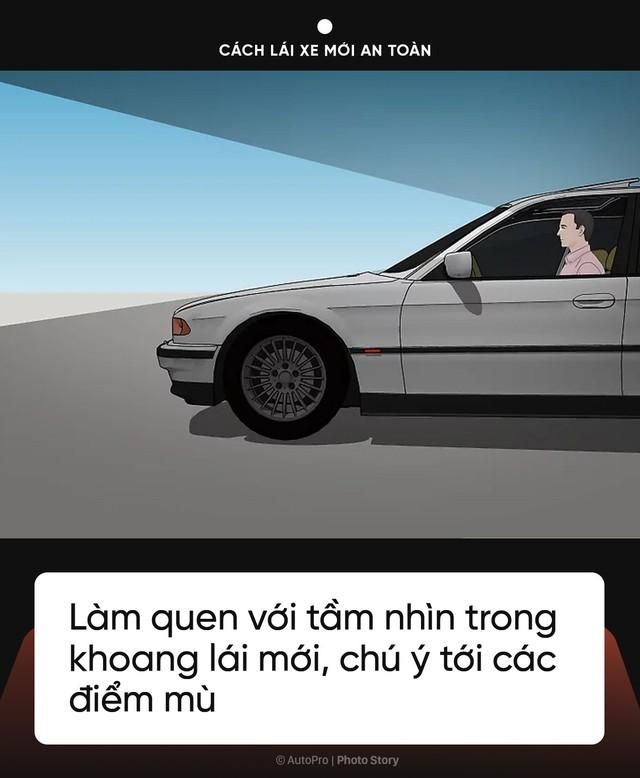 [Photo Story] Đây là những điều mà ngay cả lái xe lâu năm cũng nên tham khảo nếu lần đầu cầm vô lăng xế lạ - Ảnh 10.