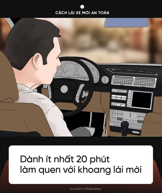 [Photo Story] Đây là những điều mà ngay cả lái xe lâu năm cũng nên tham khảo nếu lần đầu cầm vô lăng xế lạ - Ảnh 6.