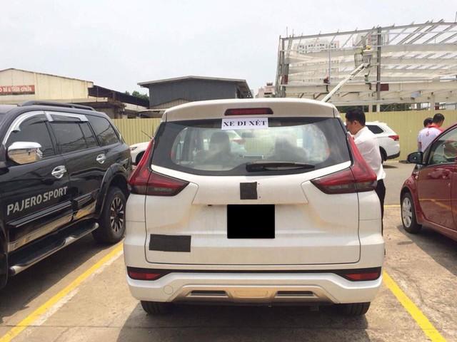 Mitsubishi Xpander tiếp tục lộ diện tại Việt Nam, đại lý bắt đầu mở đặt cọc - Ảnh 6.