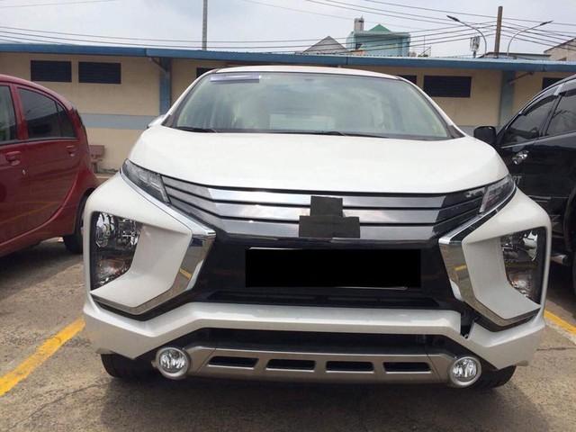 Mitsubishi Xpander tiếp tục lộ diện tại Việt Nam, đại lý bắt đầu mở đặt cọc - Ảnh 1.