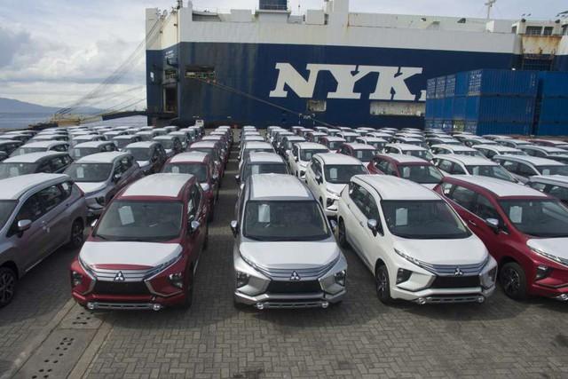 Mitsubishi Xpander tiếp tục lộ diện tại Việt Nam, đại lý bắt đầu mở đặt cọc - Ảnh 3.