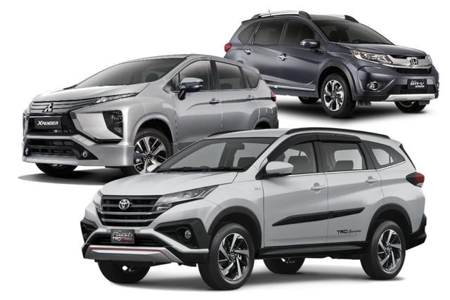 Honda BR-V sắp về Việt Nam, đấu Toyota Rush, Mitsubishi Xpander? - Ảnh 2.