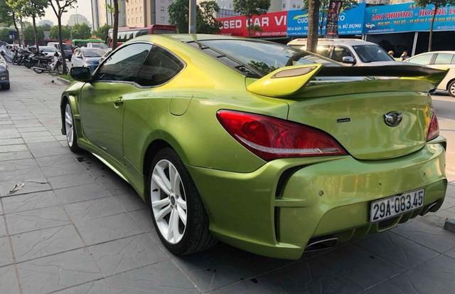 Xe thể thao bình dân Hyundai Genesis độ kiểu Aston Martin giá 485 triệu đồng - Ảnh 7.