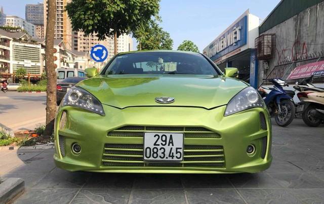 Xe thể thao bình dân Hyundai Genesis độ kiểu Aston Martin giá 485 triệu đồng - Ảnh 3.