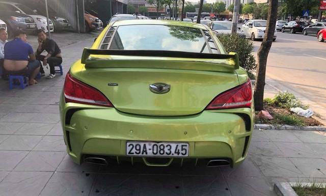 Xe thể thao bình dân Hyundai Genesis độ kiểu Aston Martin giá 485 triệu đồng - Ảnh 6.