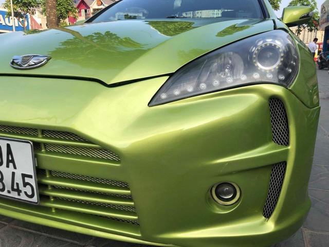 Xe thể thao bình dân Hyundai Genesis độ kiểu Aston Martin giá 485 triệu đồng - Ảnh 4.
