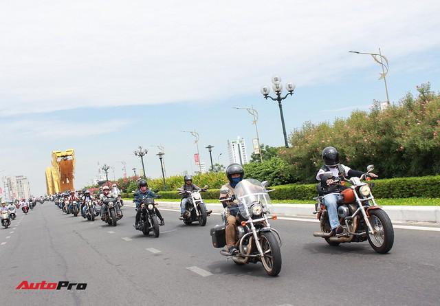 Hơn 100 xe Harley-Davidson bắt đầu khuấy động Đà Nẵng - Ảnh 17.