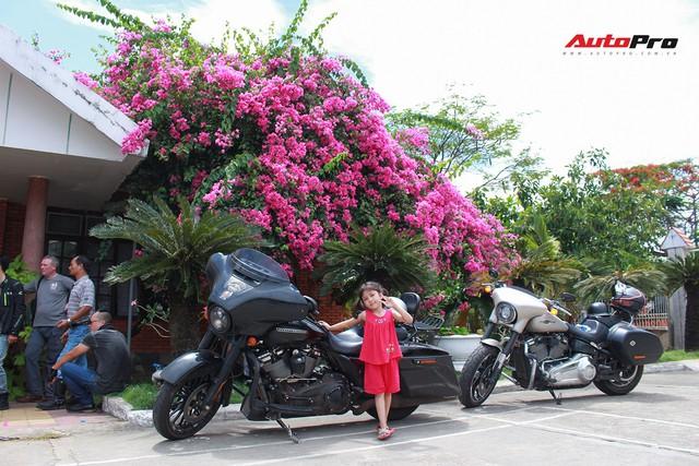 Hơn 100 xe Harley-Davidson bắt đầu khuấy động Đà Nẵng - Ảnh 18.