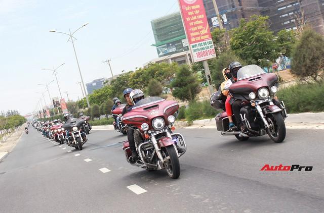 Hơn 100 xe Harley-Davidson bắt đầu khuấy động Đà Nẵng - Ảnh 3.