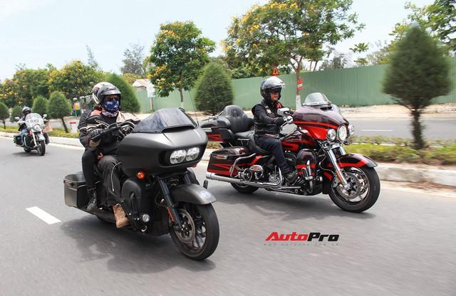 Hơn 100 xe Harley-Davidson bắt đầu khuấy động Đà Nẵng - Ảnh 20.