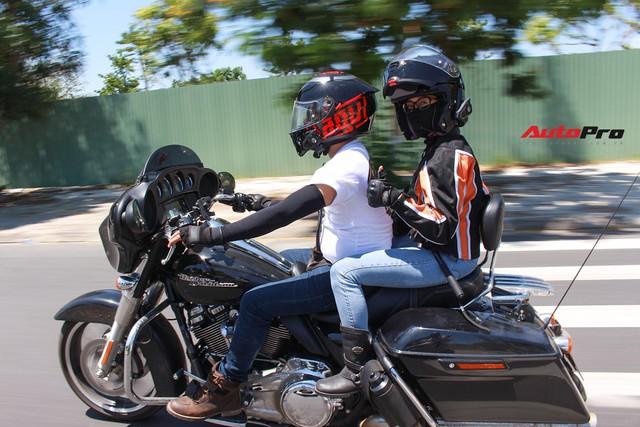 Hơn 100 xe Harley-Davidson bắt đầu khuấy động Đà Nẵng - Ảnh 21.