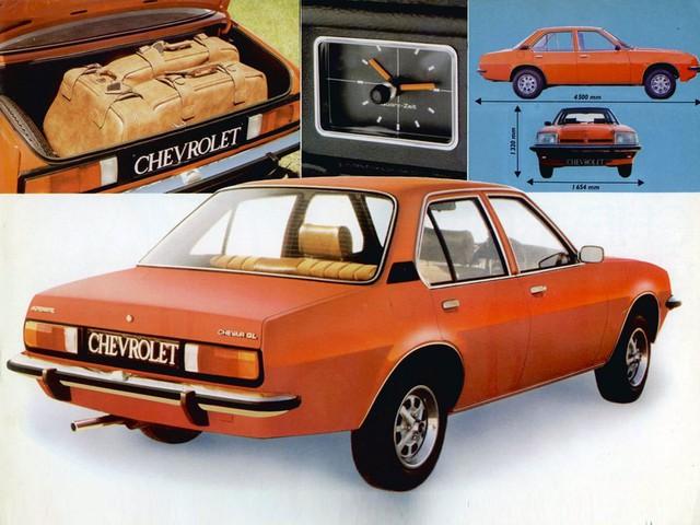 10 dòng xe Chevrolet hiếm người biết tới - Ảnh 5.