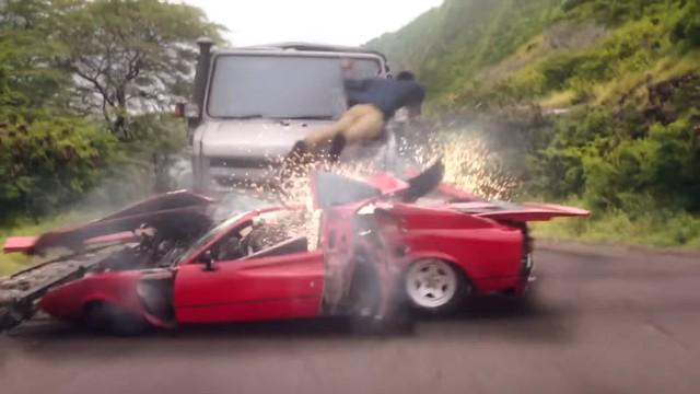 Magnum P.I. 2018: nghĩa địa của Ferrari - Ảnh 5.