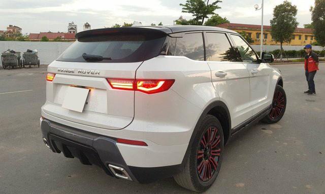 Dân chơi Việt chi trên trăm triệu đồng để độ đồ Land Rover xịn cho xe Trung Quốc Zotye Z8 - Ảnh 3.