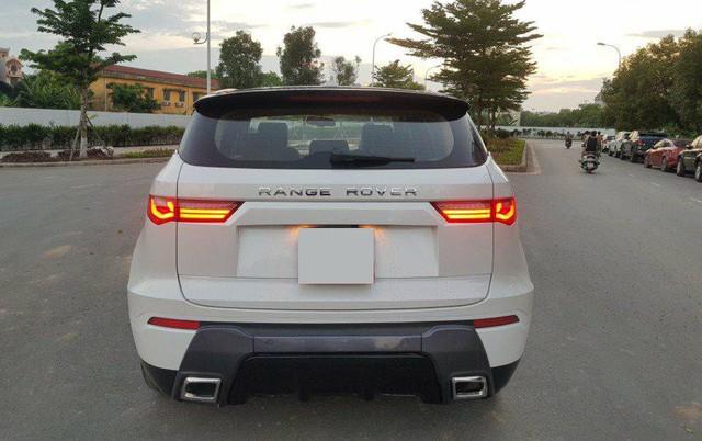 Dân chơi Việt chi trên trăm triệu đồng để độ đồ Land Rover xịn cho xe Trung Quốc Zotye Z8 - Ảnh 2.