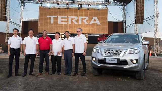 Nissan Terra sắp về Việt Nam, cạnh tranh Toyota Fortuner?