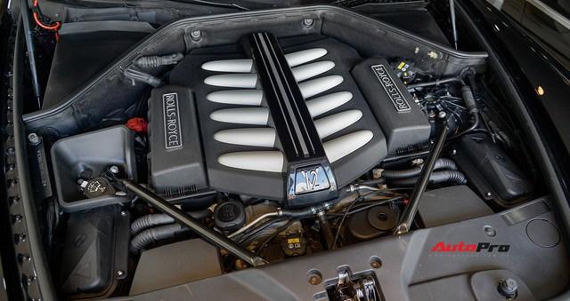 Thêm Rolls-Royce Ghost Series II về tay đại gia bí ẩn Thanh Hoá? - Ảnh 10.