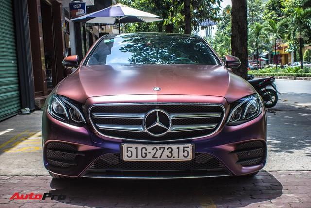 Fan nữ Hello Kitty tại Sài Gòn chi 40 triệu đồng biến Mercedes-Benz E300 AMG thành tắc kè hoa - Ảnh 5.