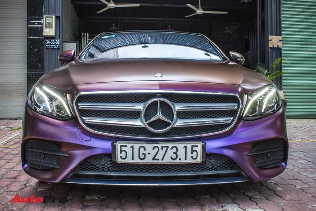 Fan nữ Hello Kitty tại Sài Gòn chi 40 triệu đồng biến Mercedes-Benz E300 AMG thành tắc kè hoa - Ảnh 6.