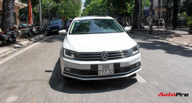 Đánh giá Volkswagen Jetta: Chất Đức đeo bảng giá Toyota Altis - Ảnh 21.