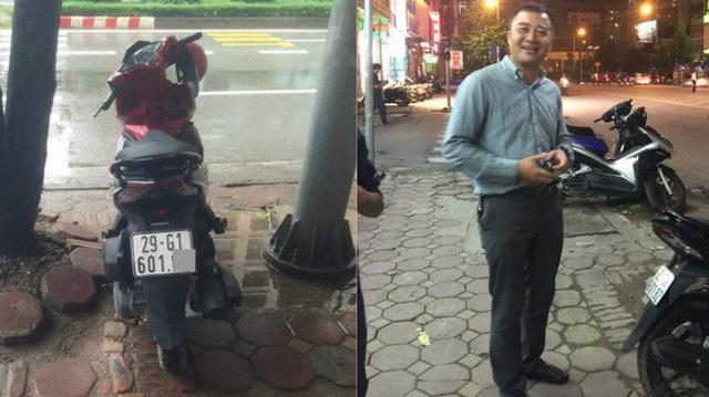 Chuyện xe máy yên vị suốt 3 ngày trước hàng ăn và sự nhầm lẫn hài hước của người chủ