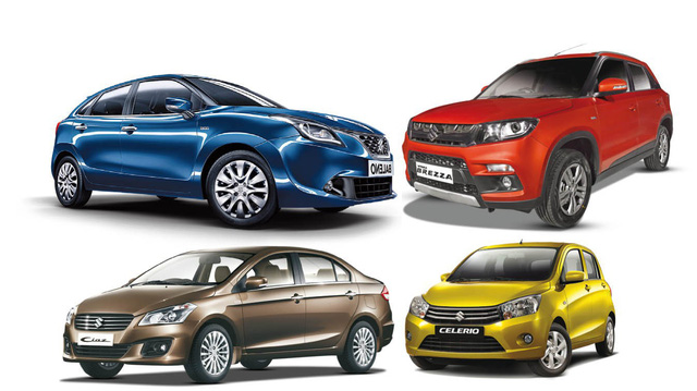 Toyota chuẩn bị bán xe Suzuki tại các thị trường đang phát triển