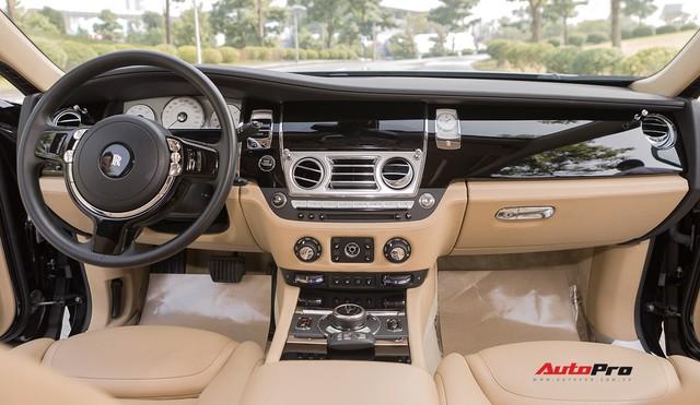 Thêm Rolls-Royce Ghost Series II về tay đại gia bí ẩn Thanh Hoá? - Ảnh 8.